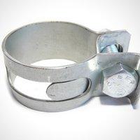 abraçadeira alumínio