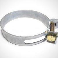 abracadeira regulavel aço inox